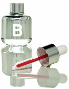 Blood Type perfume. Hmmm, interesting but I just realized I don't even know my blood type.