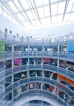 Commercial Interiors, Interior Architecture, Opera House, Multi Story Building, Interior Design, Opera