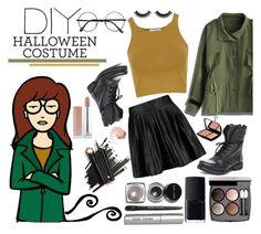 DIY HALLOWEEN by deliriousdaydream on Polyvore featuring Glamorous, Chicwish, Steve Madden, Bobbi Brown Cosmetics, Lancôme, NARS Cosmetics, Chanel, daria and Burton
