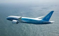 The Boeing 787 Dreamliner is a long-range, mid-size wide-body, twin-engine jet airliner developed by Boeing Commercial Airplanes. It seats 210 to 290 passengers, depending on the variant.