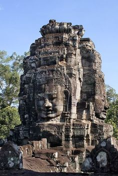 Angkor Thom, Cambodia Laos, Angkor Wat Cambodia, Khmer Empire, Cambodia Travel, Phnom Penh, Siem Reap, Ancient Ruins, Archaeological Site, Travel Channel
