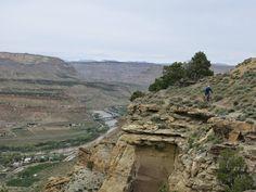 Palisade Rim Trail Mountain Biking | Grand Junction, Colorado - VIDEO - http://mountain-bike-review.net/mountain-bike-trails/palisade-rim-trail-mountain-biking-grand-junction-colorado-video/ #mountainbike #mountain biking