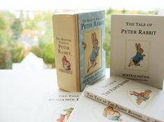 I love all things Beatrix Potter.