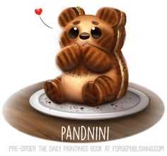 """Preorders Open for """"Daily Paintings Vol. 1"""" Store Link: bit.ly/2qcNy4s . A big thanks to my Patrons for supporting my work! For time-lapses, WIP's and other goodies ---please check out my Patreon. ..."""