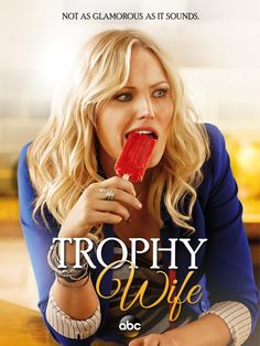 Have you guys seen this show yet? Its hilarious! Trophy Wife. Just started watching it so funny.