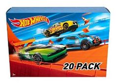 Amazon.com: Hot Wheels 20 Car Gift Pack (Styles May Vary): Toys & Games