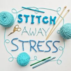 In honor of April being #StressAwarenessMonth, we are celebrating 30 days of different ways to Stitch Away Stress. Join us throughout April for fun tips, projects, giveaways, and conversations related to unwinding with yarn. Follow along on Instagram, Twitter, and Facebook, join the conversation, and let us know how your health benefits from knitting and crochet. Tag your photos and posts with #stitchawaystress! https://instagram.com/craftyarncouncil/