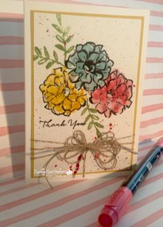 Stampin' Up! What I Love 2016 Sale-A-Bration