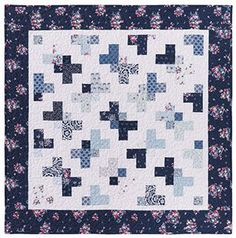 Slice Little Bites Downloadable PDF Quilt Pattern, Miss Rosie's ... : pdf quilt patterns - Adamdwight.com