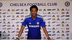 Loic Remy. Looking good in blue. #CFC #WelcomeRemy pic.twitter.com/ZZILSj9AJP