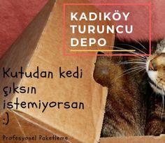 Kadıköy Eşya Depolama Paper Shopping Bag, Decor, Decoration, Decorating, Deco
