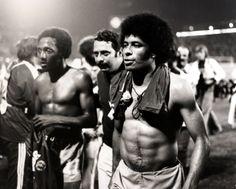 Jairzinho et Paulo César (Brésil) 1974