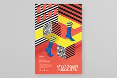 Branding - Passages Insolites on Behance