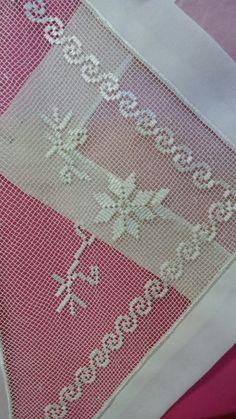 Sergimizden Tambour Embroidery, Hardanger Embroidery, Ribbon Embroidery, Cross Stitch Embroidery, Embroidery Patterns Free, Tatting Patterns, Crochet Doilies, Crochet Lace, Needle Lace
