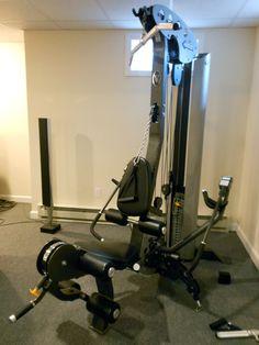 Total Trainer 3000 Universal Trainingsgerät Fitnessgerät Kraftstation InShape Fitness & Jogging