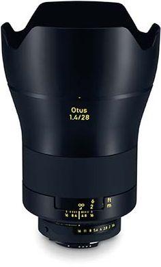 Zeiss Just Introduced the World's Best Wide-Angle Lens, the Otus Best Wide Angle Lens, Nikon Coolpix, Lens Flare, Zeiss, Camera Lens, Best Deals, Filmmaking, Cameras, Industrial