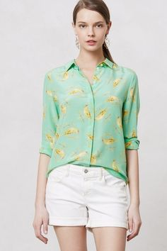 Seaside Blouse in May 2013 from Anthropologie on shop.CatalogSpree.com, my personal digital mall.