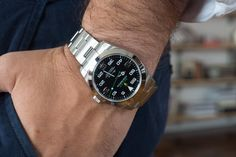 For most of its very long history, the Air-King was the simplest, least expensive Rolex – but also in some ways the purist's Rolex. How does the most recent version stack up?