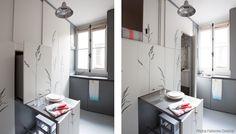 Une chambre de bonne de 8 m2 à Paris, repensée par Gaylor LASA ZINGUI et Morgane GUIMBAULT du Studio Kitoko : impressionnant!