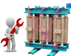 #Step #Down #Transformers - Input voltage is bigger than output voltage
