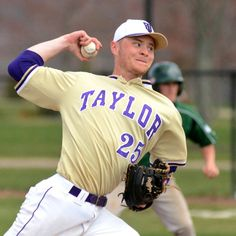 From the Taylor University game v. Anderson. #TaylorU # ...