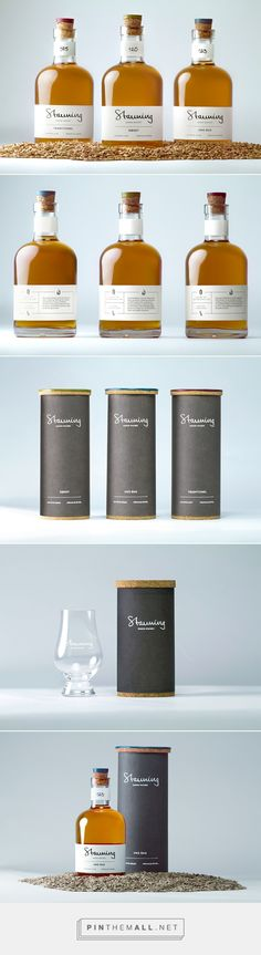 Stauning whisky on Behance curated by Packaging Diva PD. Brand identity. packaging and advertising campaign for Danish whisky distillery Stauning. Focused on the Danish audience therefore wanted to express a handmade and Scandinavian design.
