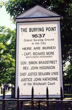 salem witch trials | Salem Witch Trials 1692 Sites Tour