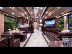 Georgetown by Forest River RV 364TS Luxury Bunk w/2 Full Baths MHSRV Review   Smith Family RV