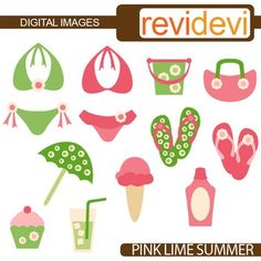 Clip art Pink Green Lime Summer (bikini, flip flop).Clipart set for teachers and educators. Great resource for any school and classroom projects such as for creating bulletin board, printable, worksheet, classroom decor, craft materials, activities and games, and for more educational and fun projects.You will receive:- Each clipart saved separately in PNG format, 300 dpi with transparent background.- Each clipart saved separately in JPG format, 300 dpi with white background.TERMS OF USEFor…