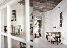 Höst restaurant - Copenhagen, Denmark / http://www.rostyleandlife.com/ro/pl/home/64-lifestyle-pl/modne-miejsca-pl/1918-kopenhaski-hoest
