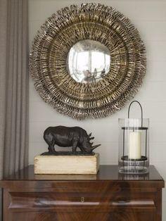 Design Chic: Things We Love: Round Mirrors