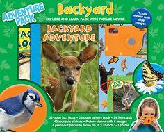 Adventure Pack: Backyard by Cynthia Stierle…