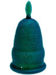 Luv Ur Body Menstrual Cup - Green.
