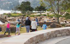Barangaroo Reserve Opening - Copyright PWP Landscape Architecture