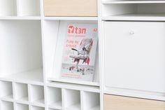 kallax vitrineneinsatz mit fachboden in birke dekor kallax regal pimps pinterest expedit. Black Bedroom Furniture Sets. Home Design Ideas
