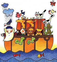 Noah's Ark - Nicoletta Costa