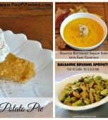 Two Fit Moms Roundup of Thanksgiving Recipes!