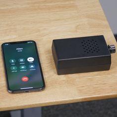 AJ-3 Audio Jammer | SpyGuy White Noise Generator, Spy Gear, Audio, Spy Equipment