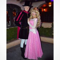Prince Phillip and Aurora