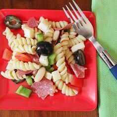 25 easy pasta salads