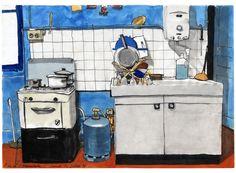 Jean-Yves Duhoo   Cuisine