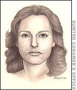 Sumter South Carolina Jane Doe August 1976 | View her profile to see images of her jewelry that may help identify her. Read about the other victim she is connected to. http://canyouidentifyme.org/SumterSouthCarolinaJaneDoeAugust1976