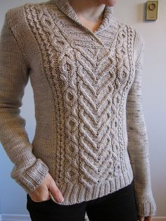 Ravelry: Project Gallery for I Heart Aran pattern by Tanis Lavallee
