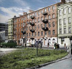 Okrzei w latach Ppr, Warsaw, City Photo, Sidewalk, Bella, Period, Cities, Photos, Prague