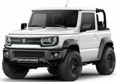 Suv Trucks, Ford Pickup Trucks, Mini Trucks, Jeep Cars, Jeep Truck, Jeep Jeep, New Foto, New Suzuki Jimny, Jimny 4x4