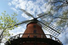 Old Mill in Samppalinna. Turku