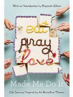 Elizabeth Gilbert on Her New Fan-Written Essay Collection – And Why Eat, Pray, Love Is Not an 'Elitist Fantasy' http://www.people.com/article/elizabeth-gilbert-eat-pray-love-essay-collection