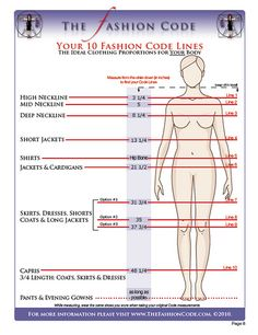 the fashion code lines
