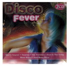 DOPPIO CD DISCO FEVER 2CD GLORIA GAYNOR BILLY OCEAN TAVARES