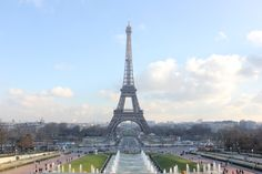 The Eiffel Tower graces the Parisian cityscape as an iconic world wonder:  www.traveladept.com